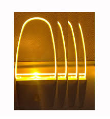 Iavo Night Light Pack Of 2 Auto On Off Plug In Led Night Light With Dusk To