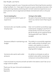 Standout Cover Letter Quick Tips. Critical Cover Letter Advice ...