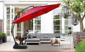best patio umbrella for your backyard