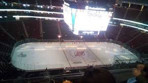 Prudential Center Section 210 Home Of New Jersey Devils