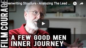 screenwriting structure analyzing the lead character s inner watch the video interview on here
