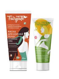 <b>Набор FairyTale</b> Крем-комфорт для рук, маска для корней волос ...