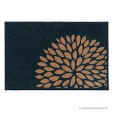 non slip barrier mat printed entrance door hall mat machine washable rug mat 50x70cm wilsons