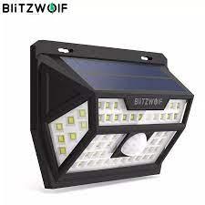 VR3 BW OLT1 Năng Lượng Mặt Trời 62 Đèn LED Thông Minh Cảm Biến Chuyển Động  Cảm Biến Điều Khiển IP64 Đèn Đèn Sân Vườn Ngoài Trời Con Đường Sân  scecurity