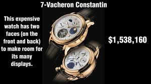 top 20 expensive watches brands best watchess 2017 top 5 most expensive watches ever you the watch image in