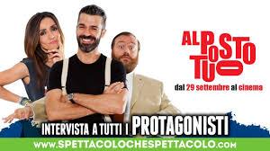 AL POSTO TUO | L. Argentero, A. Angiolini, S. Fresi, F. Mari, S. Rossi, G.  Schiavo, M. Croci