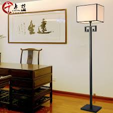 get quotations retro new chinese hotel living room floor lamp standing lamp modern antique wrought iron bedroom den