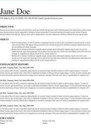 a resume layout resume layout ideas career trend