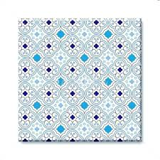 brown moorish tile rug area rugs blue with bathroom plus home depot together