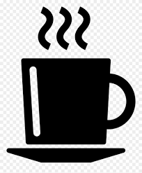 Everything gets better with coffee. Hot Coffee Cup On A Plate Comments Coffee Mug Graphic Png Clipart 1234942 Pinclipart
