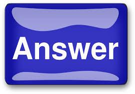 Answer Button Clip Art at Clker.com - vector clip art online ...
