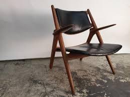 hans j wegner furniture. Danish CH28 Sawhorse Chair By Hans J. Wegner For Carl Hansen \u0026 Son, 1950s J Furniture
