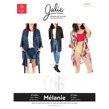 Kimono Robe Pattern Delectable Melanie Kimono Robe Jalie Sewing Pattern 48 Sew Essential
