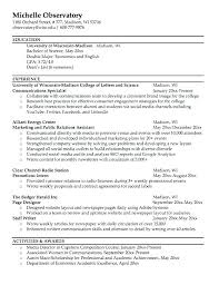 Communications Specialist Cover Letter Cover Letter For Communications Specialist Pr Cover Letter Sample