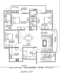 i will design a professional 2d floor plan with free revisions