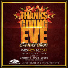 thanksgiving party flyer 4040 club thanksgiving party electrostub bps