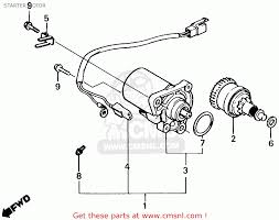 110cc Pocket Bike Wiring Diagram