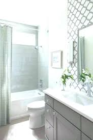 small bathroom remodel with tub and shower combo for remodeling ideas convert design separate