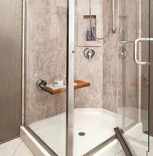 flexstone shower gallery flexstone shower surround installation