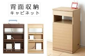 cable box cabinet back to hidden communication equipment including modems  routers power strips compact cabinet collapse