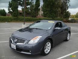 2008 Dark Slate Metallic Nissan Altima 3.5 SE Coupe #21227164 ...