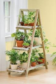 garden shelves. 15 Incredible Ideas For Indoor Herb Garden. Shelves Garden