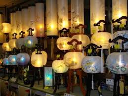with an approximately 200 year history yame is japan s most famous paper lantern manufacturing region using materials such as bamboo japanese paper