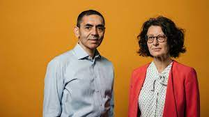 FT People of the Year: BioNTech's Ugur Sahin and Ozlem Tureci