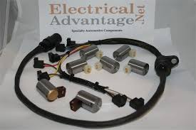 01m vw audi master solenoid kit featuring rostra harness