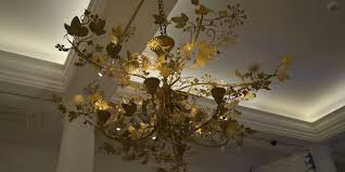 tree branch lighting. Chandelier:Long Chandelier Lighting Amazing Interesting Bronze Leaf Tree Branch And Beautiful White Ceiling
