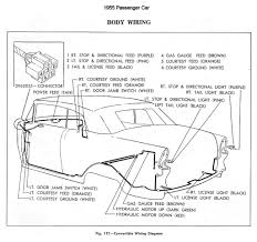 wiring diagram for chevy bel air info 55 chevy door jam wiring 55 home wiring diagrams wiring diagram