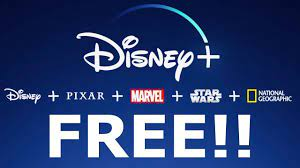 How To Get Disney Plus For Free - YouTube