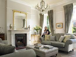 Victorian Terrace Living Room Dalton Her Son In The Sitting Room Of Their Victorian Terrace In