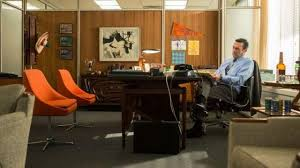 mad men office furniture. The Authentic Chairs Oranges In The Office Of Don Draper (Jon Hamm) Mad Mad Men Furniture M