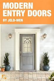 fiberglass door home depot wen fiberglass doors front doors the home depot craftsman fiberglass door home