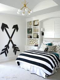 cute bedrooms for tweens. Fine Bedrooms Tween Girl Bedroom With Wooden Wall Arrows By Two Thirty Five Designs On Cute Bedrooms For Tweens