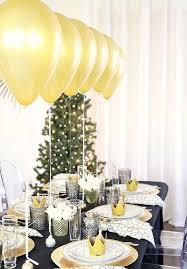 eve party table decor ideas