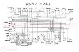 4 wheeler wiring diagram wiring diagram 110cc quad wiring diagram at Tao Tao Ata 110 Wiring Diagram