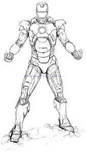 Small Picture Iron Man Coloring Pages Printable At Mark 42 esonme