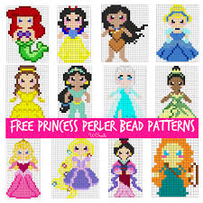 Disney Perler Bead Patterns