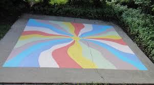 patio paint ideasConcrete Patio Paint Pictures Ideas  Landscaping  Gardening Ideas