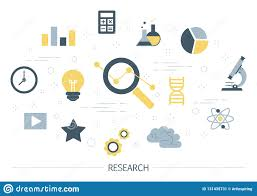 Business Or Science Research Concept Idea Of Data Analysis