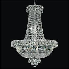 crystal empire basket chandelier windsor royale 551ad19sp 3c