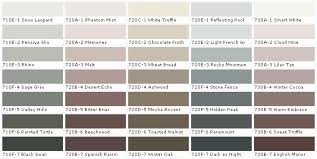 Behr Color Chart More Office Colors To Choose From 3 In