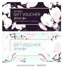 Makeup Gift Certificate Template Editable Purly Co
