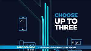 Comcast Busines Comcast Business Tv Commercial Choose Three Solutions Video