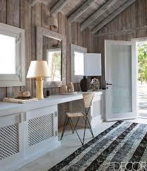 Modern rustic interior design Beach Elle Decor 40 Rustic Decor Ideas Modern Rustic Style Rooms