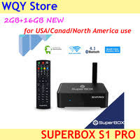 Superbox s1pro tv box