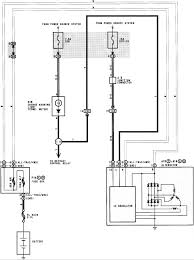 toyota celica alternator wiring diagram diy wiring diagrams \u2022 1996 Celica at 1994 Celica Wiring Diagram