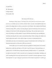 Mla Heading Essay Mla Format Study Resources